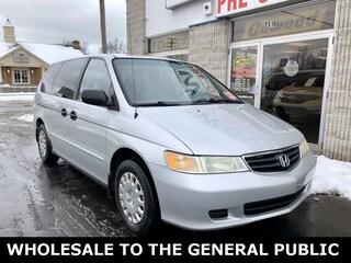 Used 2004 Honda Odyssey LX Minivan/Van PL054A in Port Huron, MI