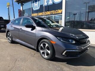 New 2021 Honda Civic LX Sedan 19XFC2F6XME001615 in Port Huron, MI