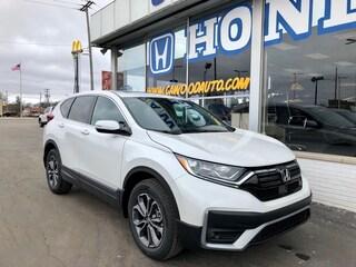 New 2020 Honda CR-V EX AWD SUV 2HKRW2H53LH611567 in Port Huron, MI