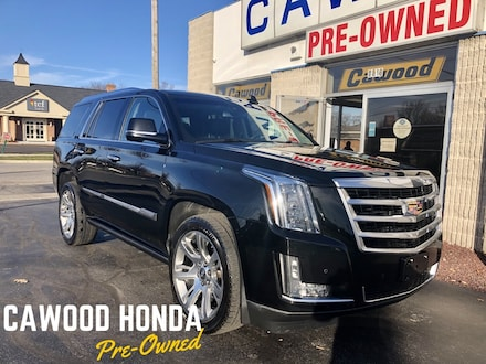 Featured Used 2016 CADILLAC Escalade Premium SUV for sale in Port Huron, MI