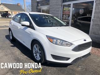 Used 2016 Ford Focus SE Hatchback under $12,000 for Sale in Port Huron, MI