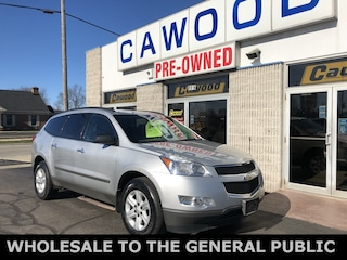 Used 2010 Chevrolet Traverse LS SUV PK222 in Port Huron, MI