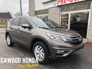 Used 2016 Honda CR-V EX SUV GG722747 in Port Huron, MI