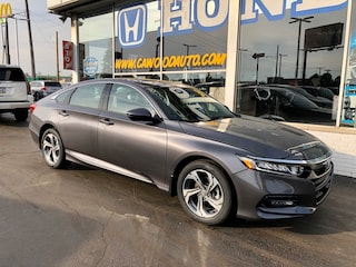 New 2020 Honda Accord EX-L 1.5T Sedan 1HGCV1F59LA023767 in Port Huron, MI