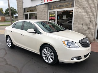 Used 2014 Buick Verano Leather Group Sedan under $12,000 for Sale in Port Huron, MI