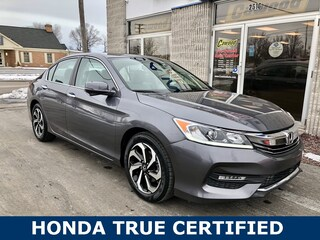 Used 2017 Honda Accord EX Sedan HA140301 in Port Huron, MI