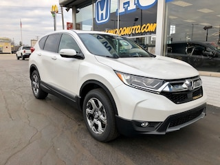 New 2019 Honda CR-V EX AWD SUV 5J6RW2H57KL027614 in Port Huron, MI