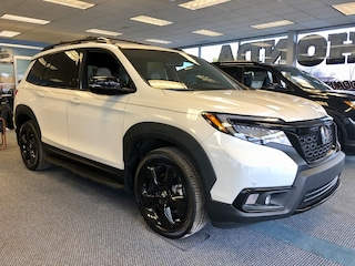 New 2019 Honda Passport Elite AWD SUV 5FNYF8H00KB015834 in Port Huron, MI
