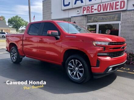 Featured 2019 Chevrolet Silverado 1500 RST Truck for sale in Port Huron, MI