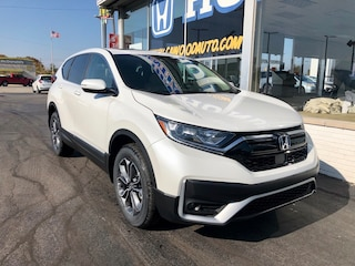 New 2020 Honda CR-V EX-L AWD SUV 2HKRW2H82LH685945 in Port Huron, MI
