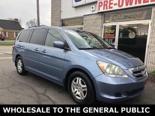 Used 2007 Honda Odyssey EX-L Minivan/Van 7B131864 in Port Huron, MI