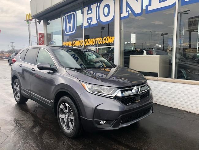 New 2019 Honda CR-V EX 2WD SUV in Port Huron, MI