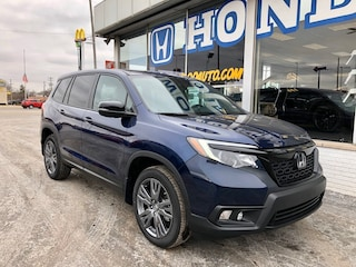 New 2020 Honda Passport EX-L AWD SUV 5FNYF8H59LB000262 in Port Huron, MI
