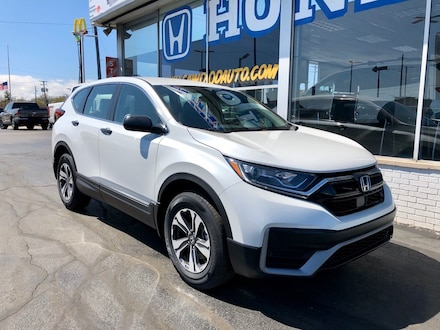 Featured New 2020 Honda CR-V LX AWD SUV for sale in Port Huron, MI