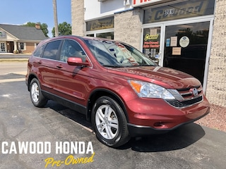 Used 2011 Honda CR-V EX-L SUV under $12,000 for Sale in Port Huron, MI