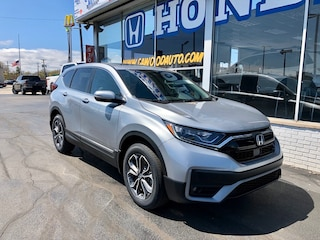 New 2020 Honda CR-V EX AWD SUV 5J6RW2H51LA008943 in Port Huron, MI