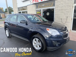 Used 2015 Chevrolet Equinox LS SUV under $12,000 for Sale in Port Huron, MI