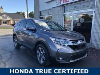 Used 2018 Honda CR-V EX SUV HL211A in Port Huron, MI