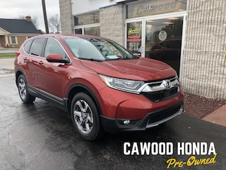 Used 2017 Honda CR-V EX SUV HH687473 in Port Huron, MI