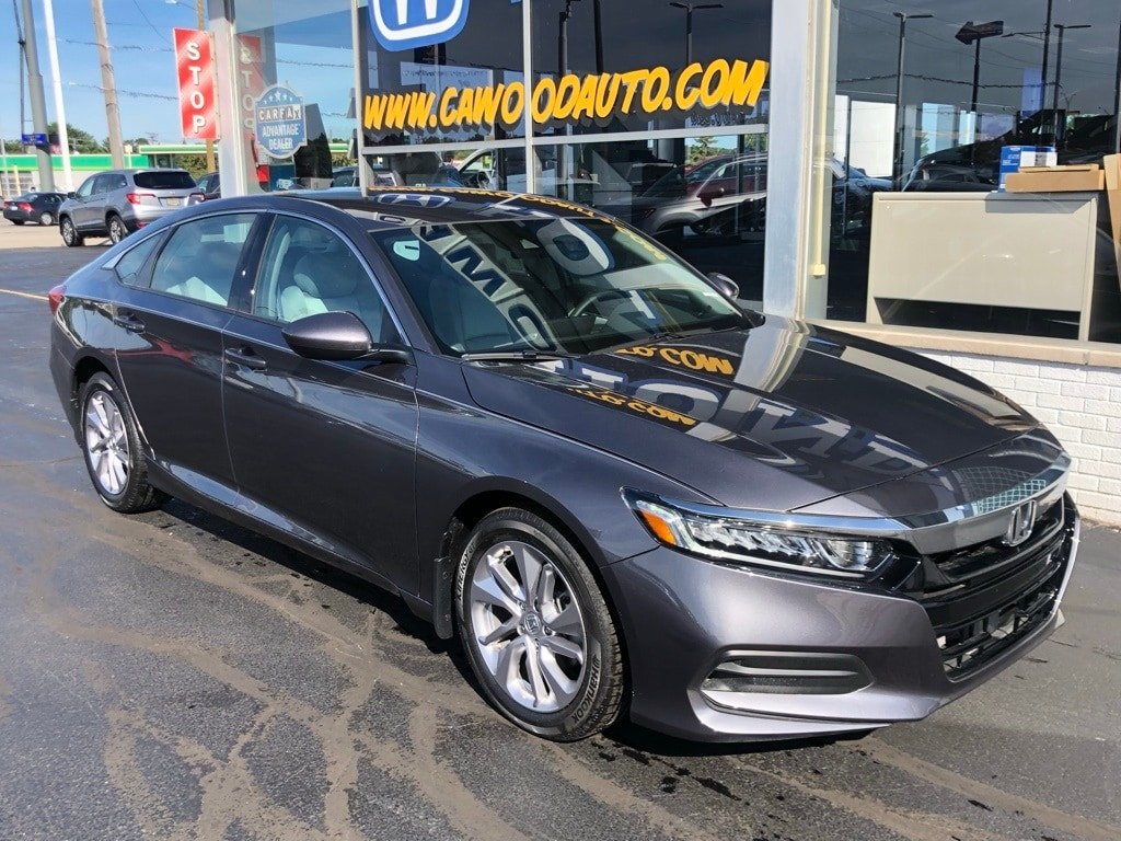 Featured New 2019 Honda Accord LX Sedan for sale in Port Huron, MI