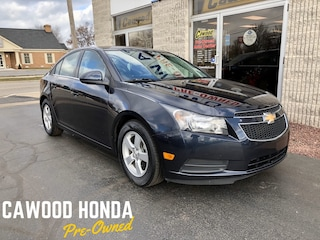 Used 2014 Chevrolet Cruze 1LT Sedan under $12,000 for Sale in Port Huron, MI