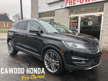Featured Used 2015 Lincoln MKC Base SUV for sale in Port Huron, MI