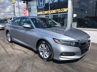 New 2020 Honda Accord LX 1.5T Sedan 1HGCV1F15LA129016 in Port Huron, MI