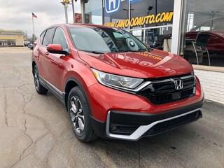 New 2020 Honda CR-V EX AWD SUV 2HKRW2H59LH627224 in Port Huron, MI