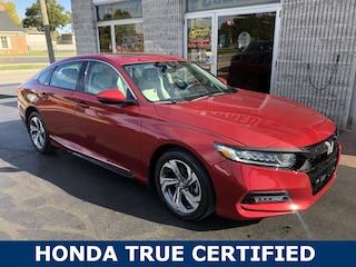 Used 2018 Honda Accord EX-L Sedan HK331A in Port Huron, MI