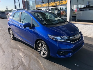 New 2019 Honda Fit EX Hatchback 3HGGK5H82KM741994 in Port Huron, MI