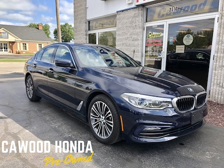 Featured Used 2017 BMW 540i 540i xDrive Sedan for sale in Port Huron, MI