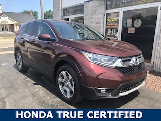 Used 2018 Honda CR-V EX-L SUV HL075A in Port Huron, MI