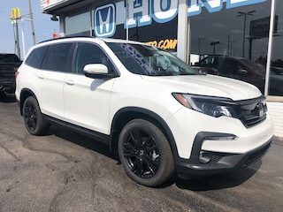 New 2021 Honda Pilot Special Edition AWD SUV 5FNYF6H22MB066020 in Port Huron, MI