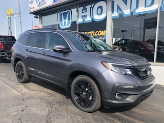 New 2021 Honda Pilot Special Edition AWD SUV 5FNYF6H22MB066065 in Port Huron, MI
