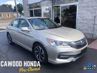 Used 2017 Honda Accord EX Sedan HK280A in Port Huron, MI