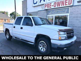 Used 2006 Chevrolet Silverado 1500 LS Truck PL391 in Port Huron, MI