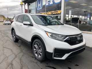 New 2020 Honda CR-V EX-L AWD SUV 2HKRW2H82LH681653 in Port Huron, MI