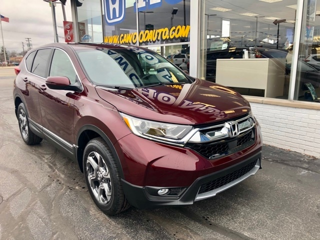 Featured New 2019 Honda CR-V EX AWD SUV for sale in Port Huron, MI