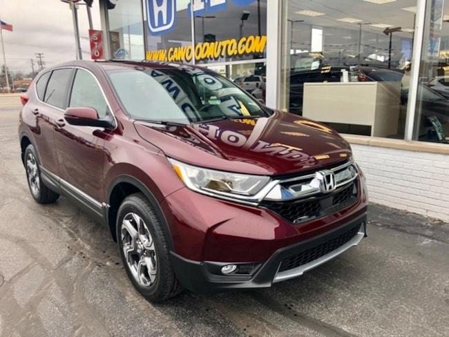 New 2019 Honda CR-V EX AWD SUV in Port Huron, MI