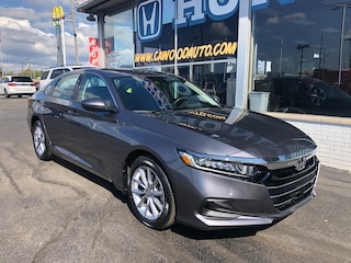 New 2021 Honda Accord LX 1.5T Sedan 1HGCV1F18MA035178 in Port Huron, MI