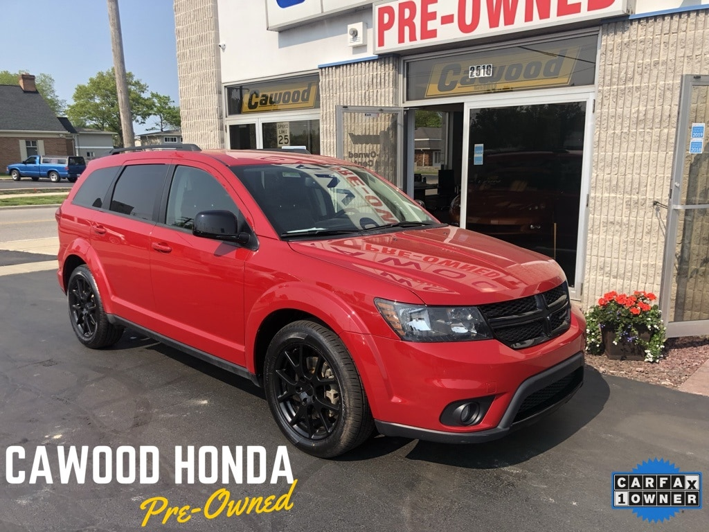 Featured Used 2016 Dodge Journey R/T SUV for sale in Port Huron, MI