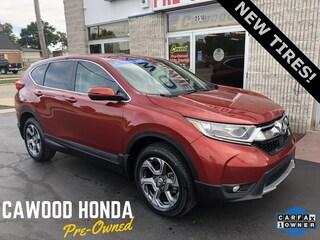 Used 2017 Honda CR-V EX SUV HK390A in Port Huron, MI
