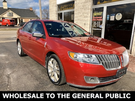 Featured Used 2012 Lincoln MKZ Base Sedan for sale in Port Huron, MI