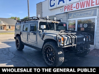 Used 1995 AM General Hummer Wagon SUV PL359 in Port Huron, MI