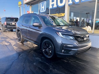 New 2021 Honda Pilot Special Edition AWD SUV 5FNYF6H26MB025373 in Port Huron, MI