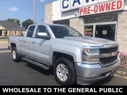 Featured 2017 Chevrolet Silverado 1500 LT Truck for sale in Port Huron, MI