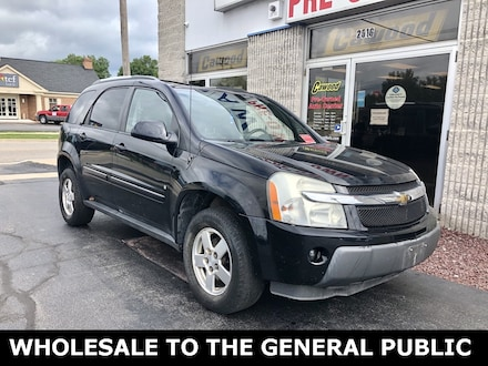 Featured Used 2006 Chevrolet Equinox LT SUV for sale in Port Huron, MI