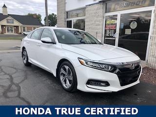 Used 2018 Honda Accord EX-L 2.0T Sedan HL256A in Port Huron, MI