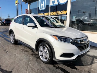 New 2021 Honda HR-V LX AWD SUV 3CZRU6H30MM702944 in Port Huron, MI