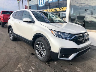 New 2021 Honda CR-V EX AWD SUV 2HKRW2H55MH611068 in Port Huron, MI
